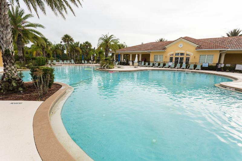 The Community Pool - 1.5 Miles to Disney, Luxury Villa at the Oakwater Resort - Kissimmee - rentals