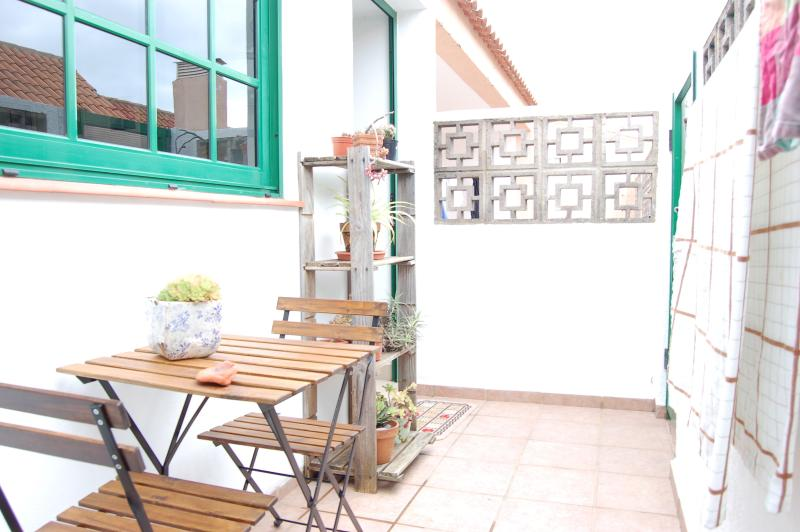 TERRACE TERRAZA - Bright studio. - Puerto de la Cruz - rentals