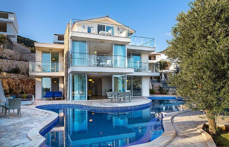 Elif Villa - Elia - Image 1 - Kalkan - rentals