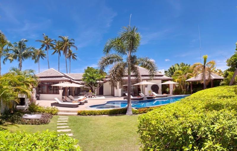 Villa 08 - Beach Front (1 Bedroom Option) - Image 1 - Plai Laem - rentals