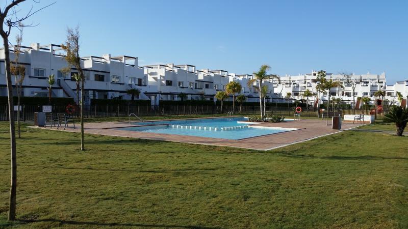 View to community pool - Dream Away Condado de Alhama - Romero - rentals