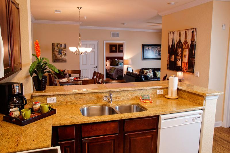 "Welcome to our ""Home Away from Home"" - Inviting 2 Bed/2 Bath Condo Close to Golf & Disney - Davenport - rentals"