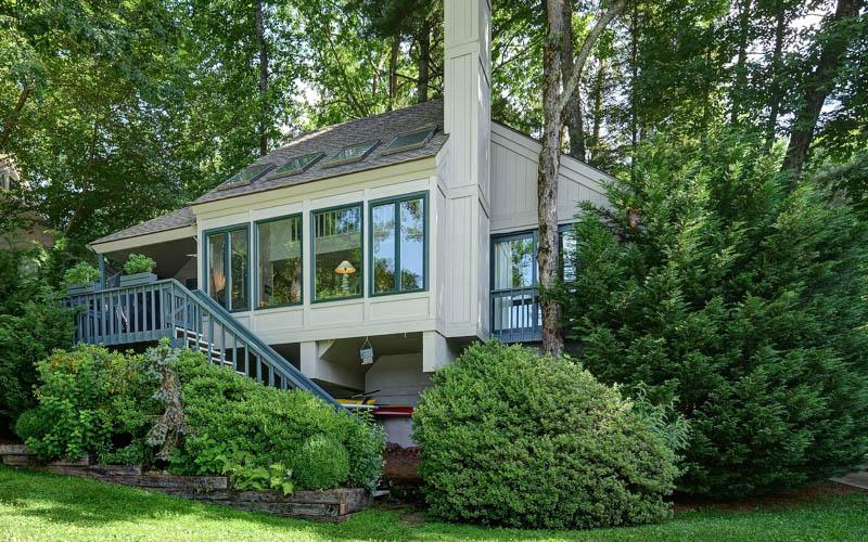 Fowlers Cottage - Image 1 - Lake Toxaway - rentals