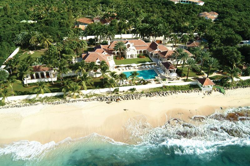 Villa Chateau de Versailles - Image 1 - Saint Martin-Sint Maarten - rentals