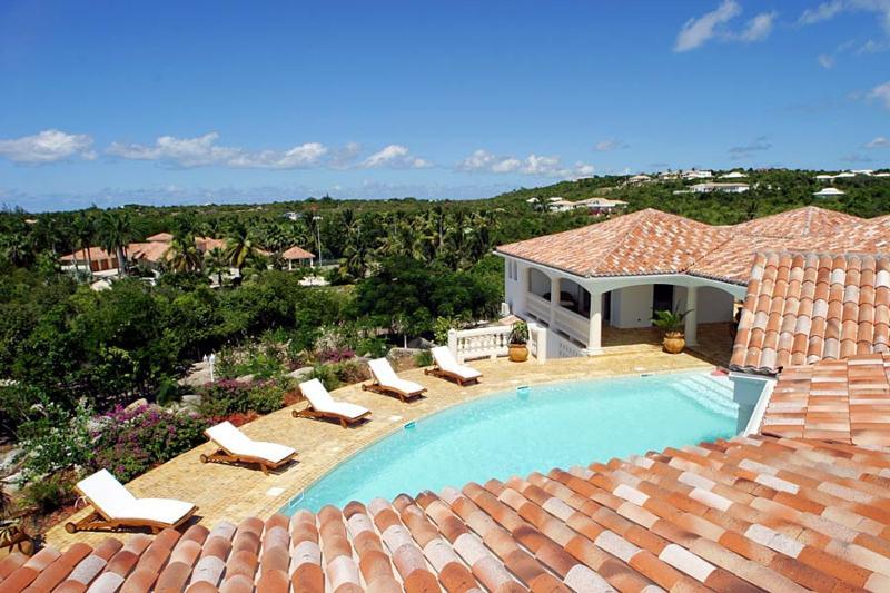 Villa Simon - Image 1 - Saint Martin-Sint Maarten - rentals