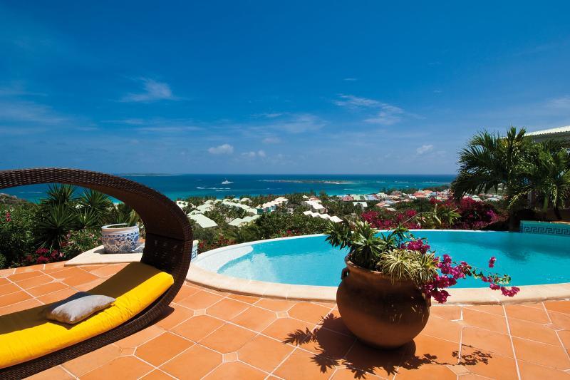 Villa Isaac - Image 1 - Saint Martin-Sint Maarten - rentals