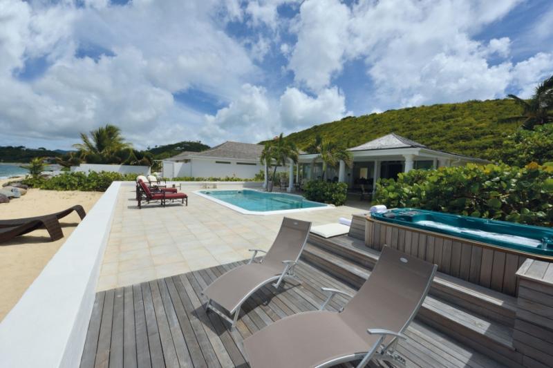Villa Geoffroy - Image 1 - Saint Martin-Sint Maarten - rentals
