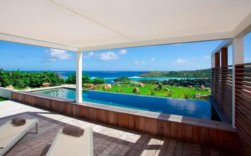 Alphane at Montjean, St. Barth - Ocean View, Extremely Private, Pool - Image 1 - Grand Cul-de-Sac - rentals