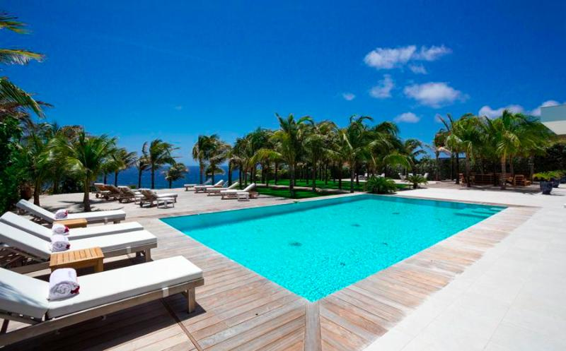 Good News at Petit Cul de Sac, St. Barth - Ocean View, Gated Community, Fully Air-Conditioned - Image 1 - Petit Cul de Sac - rentals