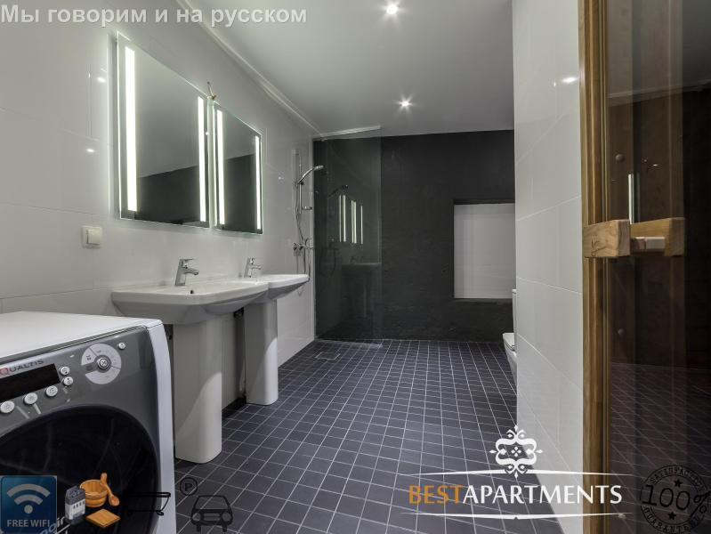 Brand new design apartment with sauna - Image 1 - Tallinn - rentals