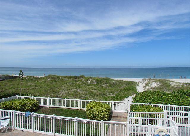 Balcony View - November and December Specials - directly overlooking the Gulf! - Indian Rocks Beach - rentals