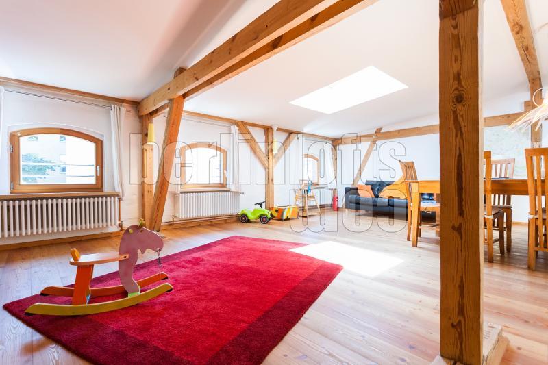Stable Hayloft Vacation Rental in Berlin - Image 1 - Berlin - rentals