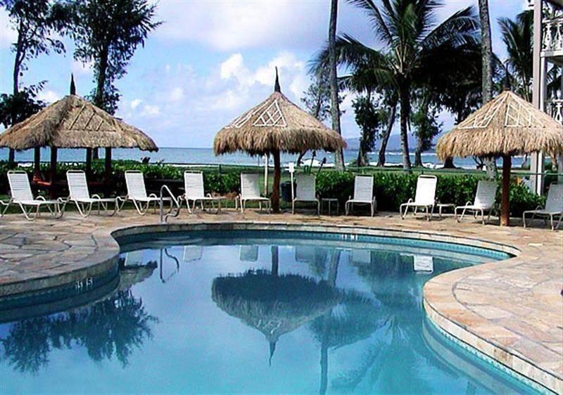 Oceanview 2nd Floor, AC, WIFI, Kitchenette - Image 1 - Kapaa - rentals