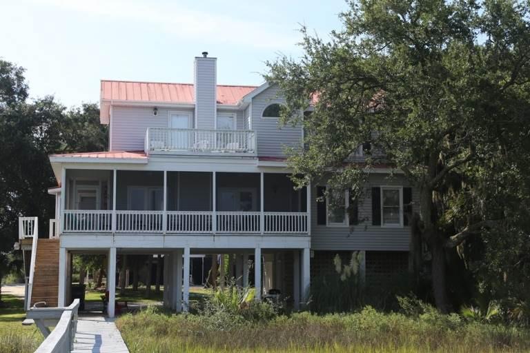 "401 Jungle Shores Rd - ""Capps - Sized"" - Image 1 - Edisto Beach - rentals"