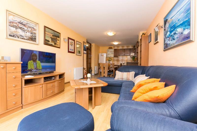 Living Room - Comfort apartment Dorin- Makarska - Makarska - rentals