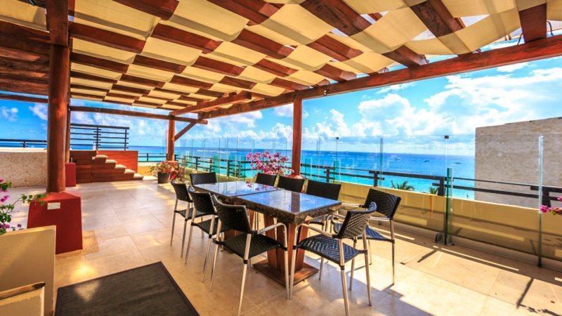 Aldea Thai Penthouse 305 - Image 1 - Riviera Maya - rentals