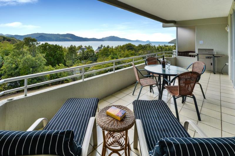 Balcony - Poinciana 107 - Hamilton Island - rentals