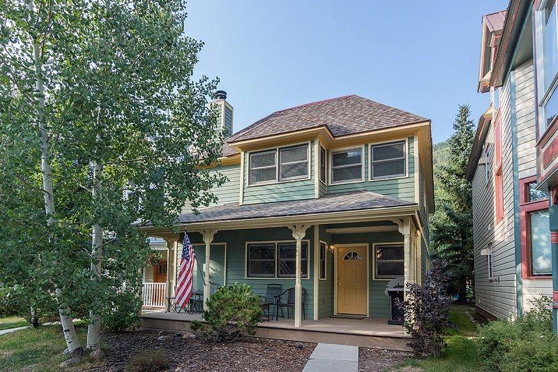 Bachman Village 25 Downtown Telluride Vacation Home For 8 Guests - Image 1 - Telluride - rentals
