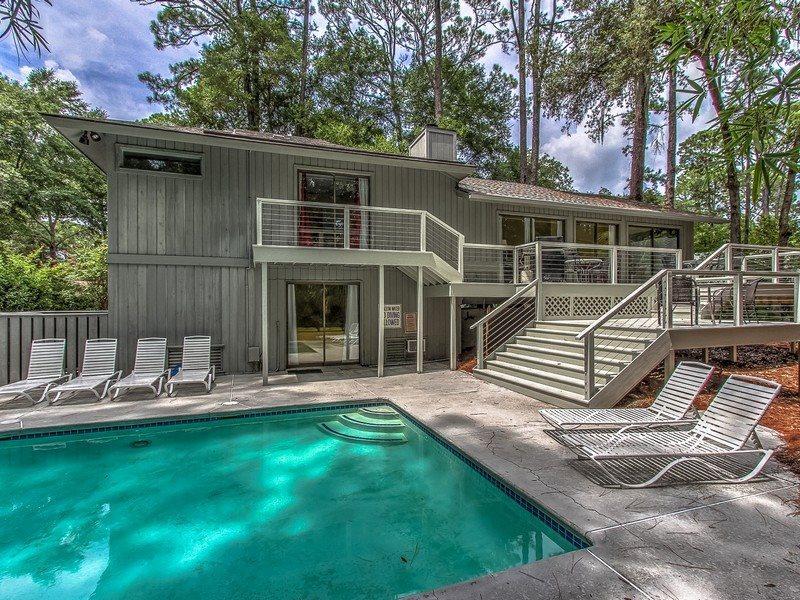10 Wren Drive - Image 1 - Sea Pines - rentals