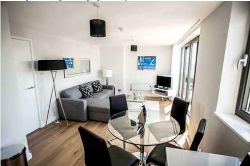 2 Bedroom Near Oxford St London  (4837) - Image 1 - London - rentals