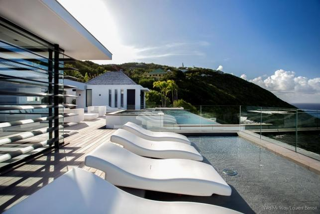 Villa My Way St Barts Rental Villa My Way - Image 1 - Pointe Milou - rentals