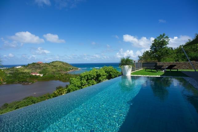 Villa Open Space St Barts Rental Villa Open Space - Image 1 - Anse Des Cayes - rentals