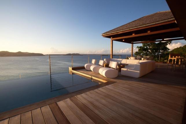 Villa What Else St Barts Rental Villa What Else - Image 1 - Pointe Milou - rentals