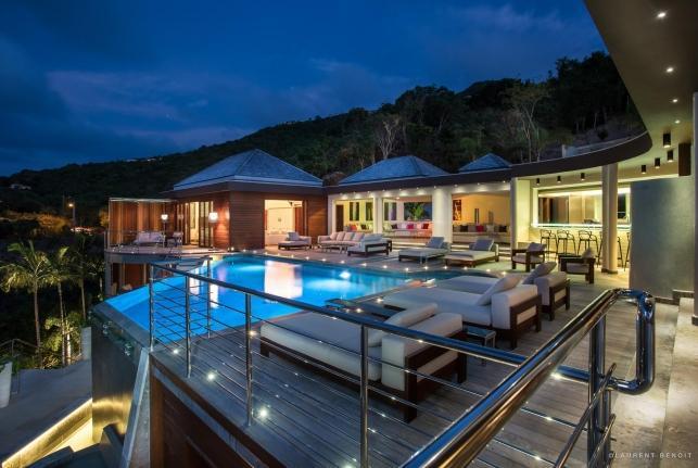 Villa Castel Rock St Barts - Image 1 - Saint Barthelemy - rentals