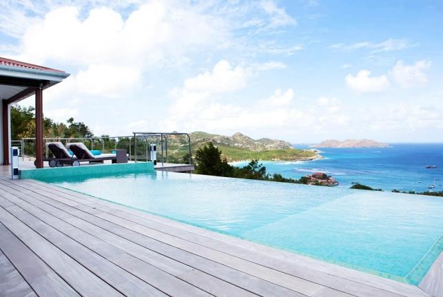 Villa Isia St Barts Villa Vacation Rental - Image 1 - Saint Barthelemy - rentals