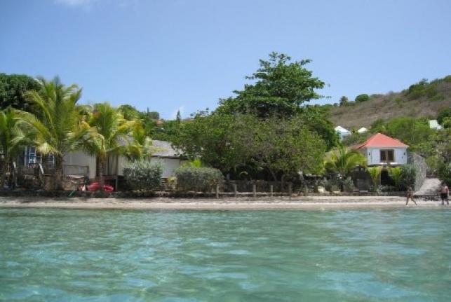 Ah Le Bonheur St Barts Vacation Villa - Image 1 - Petit Cul de Sac - rentals