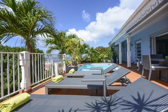 Villa le Marlin St Barts Rental Villa le Marlin - Image 1 - Lurin - rentals