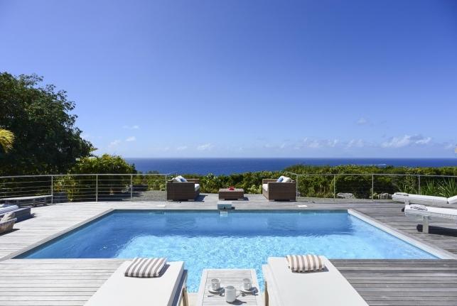 Villa Costa Nova St Barts Rental Villa Costa Nova - Image 1 - Gustavia - rentals