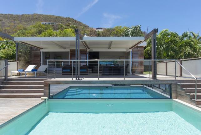Villa la Magnifica St Barts Rental Villa la Magnifica - Image 1 - Lurin - rentals