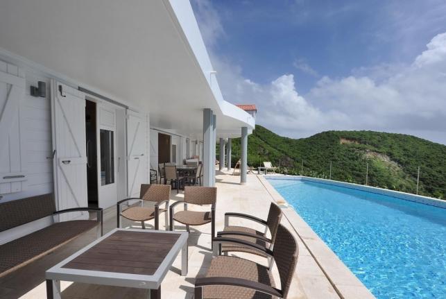 Villa Gouverneur View St Barts Rental Villa Gouverneur View - Image 1 - Saint Jean - rentals