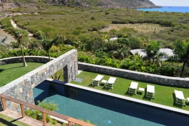 St Barts VIlla Dunes - Image 1 - Gustavia - rentals