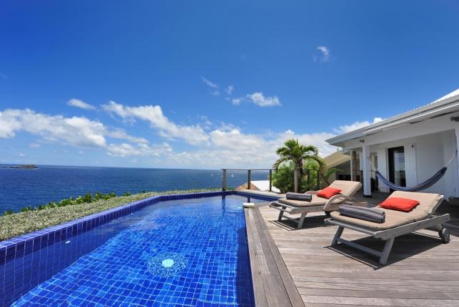 Villa Domingue St Barts Rental Villa Domingue - Image 1 - Saint Barthelemy - rentals