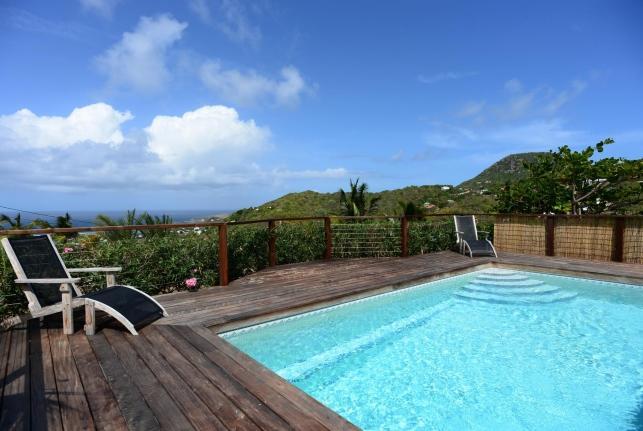 Villa Blue Horizon St Barts Rental Villa Blue Horizon - Image 1 - Marigot - rentals