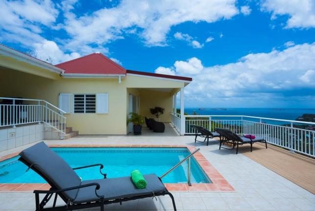 Villa Bonjour St Barts Rental Villa Bonjour - Image 1 - Gustavia - rentals