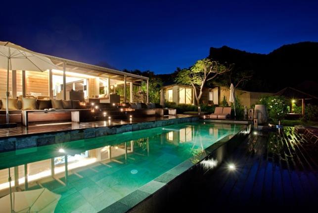Villa Amancaya St Barts Rental Villa Amancaya - Image 1 - Lurin - rentals