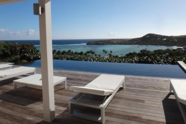Villa Summer Breeze St Barts Rental Villa Summer Breeze - Image 1 - Gustavia - rentals