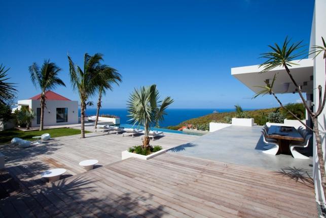 Villa Palm Springs St Barts Vacation Villa - Image 1 - Lorient - rentals