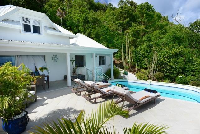 Villa Mahogany St Barts Rental Villa - Image 1 - Lorient - rentals