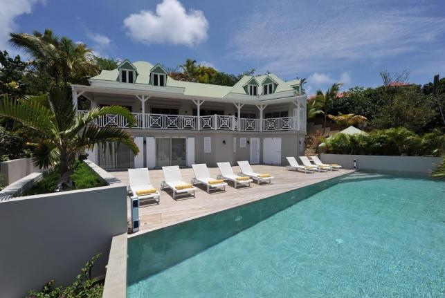 Villa la Belle Creole St Barts Rental Villa la Belle Creole - Image 1 - Lurin - rentals