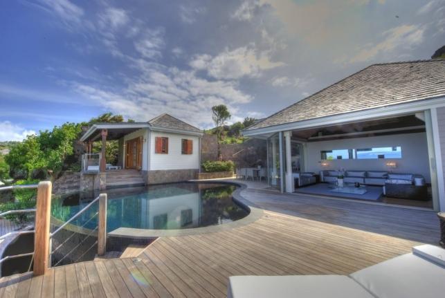 Villa Indian Song St Barts (Saint Barthelemy) - Image 1 - Gustavia - rentals