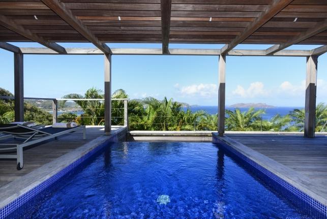 Villa Bali St Barts Rental Villa Bali - Image 1 - Saint Jean - rentals