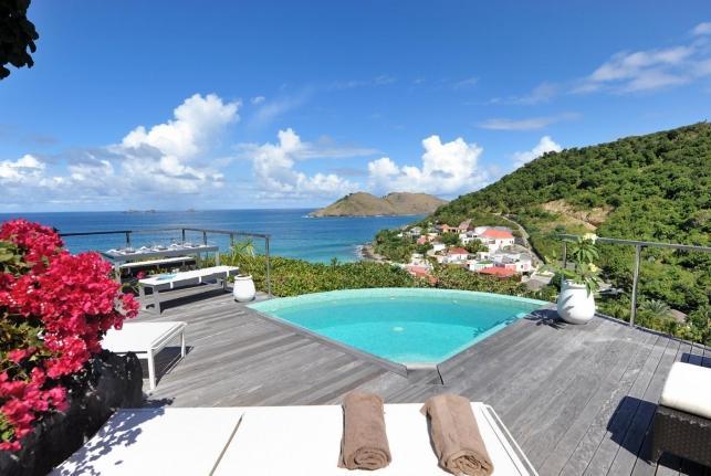 Villa Roc Flamands 11 St Barts Rental Villa Roc Flamands 11 - Image 1 - Gustavia - rentals