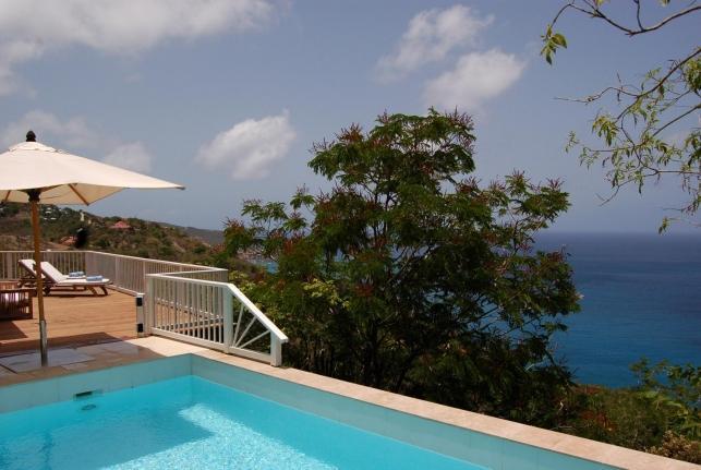 Villa Seaview St Barts Rental Villa Seaview - Image 1 - Saint Jean - rentals