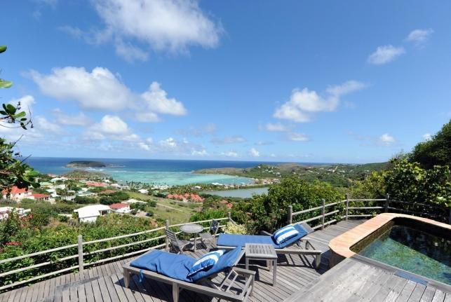 Villa Kyody St Barts Vacation Rental - Image 1 - Saint Jean - rentals