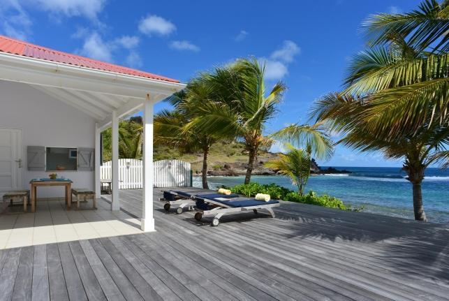 Villa les Sables St Barts Rental Villa les Sables - Image 1 - Gustavia - rentals