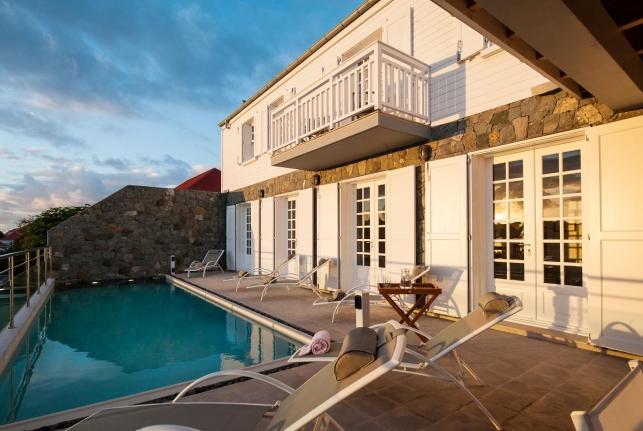 Villa Sur le Port St Barts Rental Villa Sur le Port - Image 1 - Saint Jean - rentals